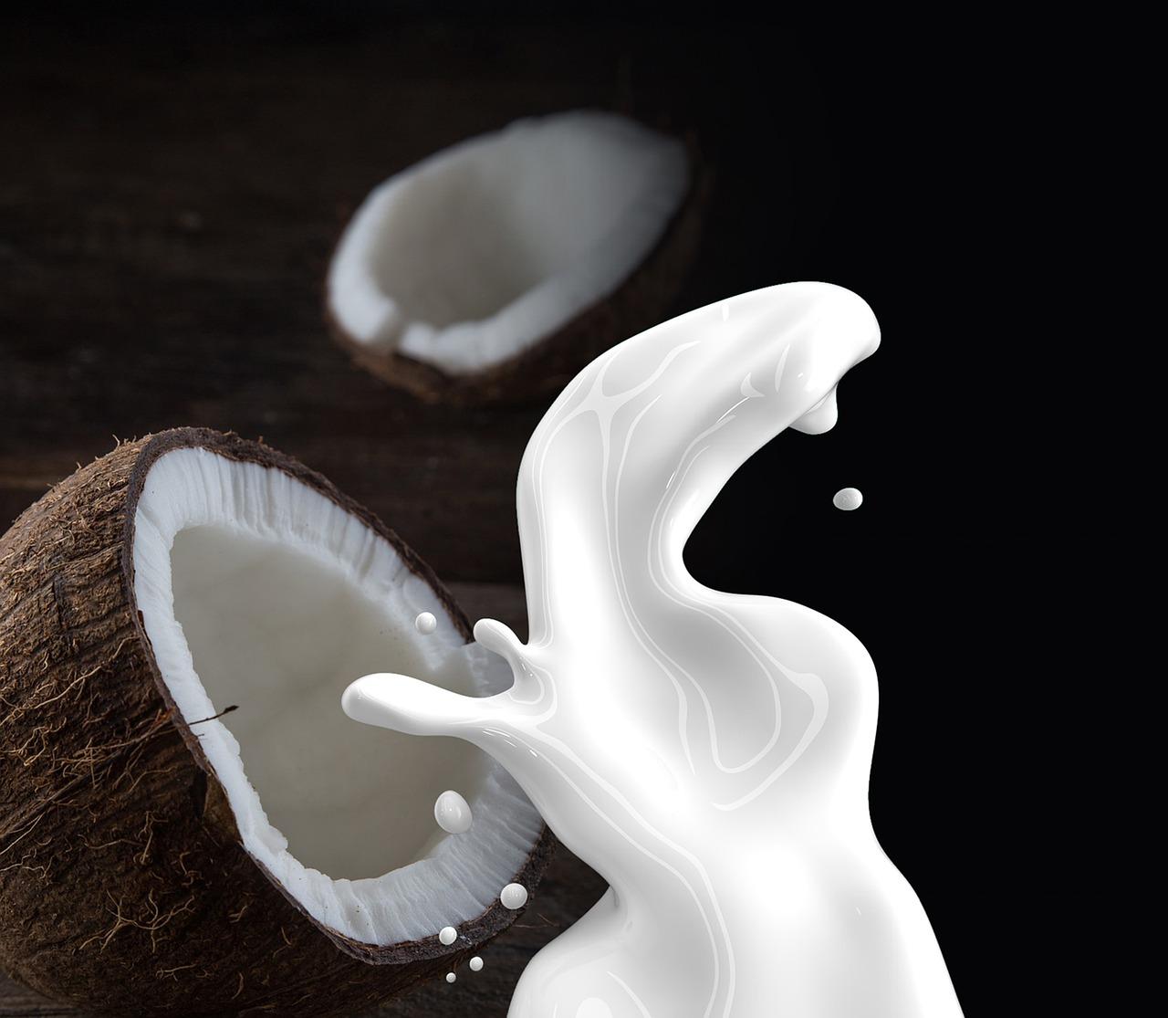 mleczne napoje roślinne